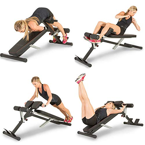 Fitness reality x-class light commercial multi-workout bench image