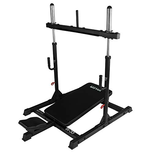 Valor fitness cc-10 home gym vertical leg press machine image