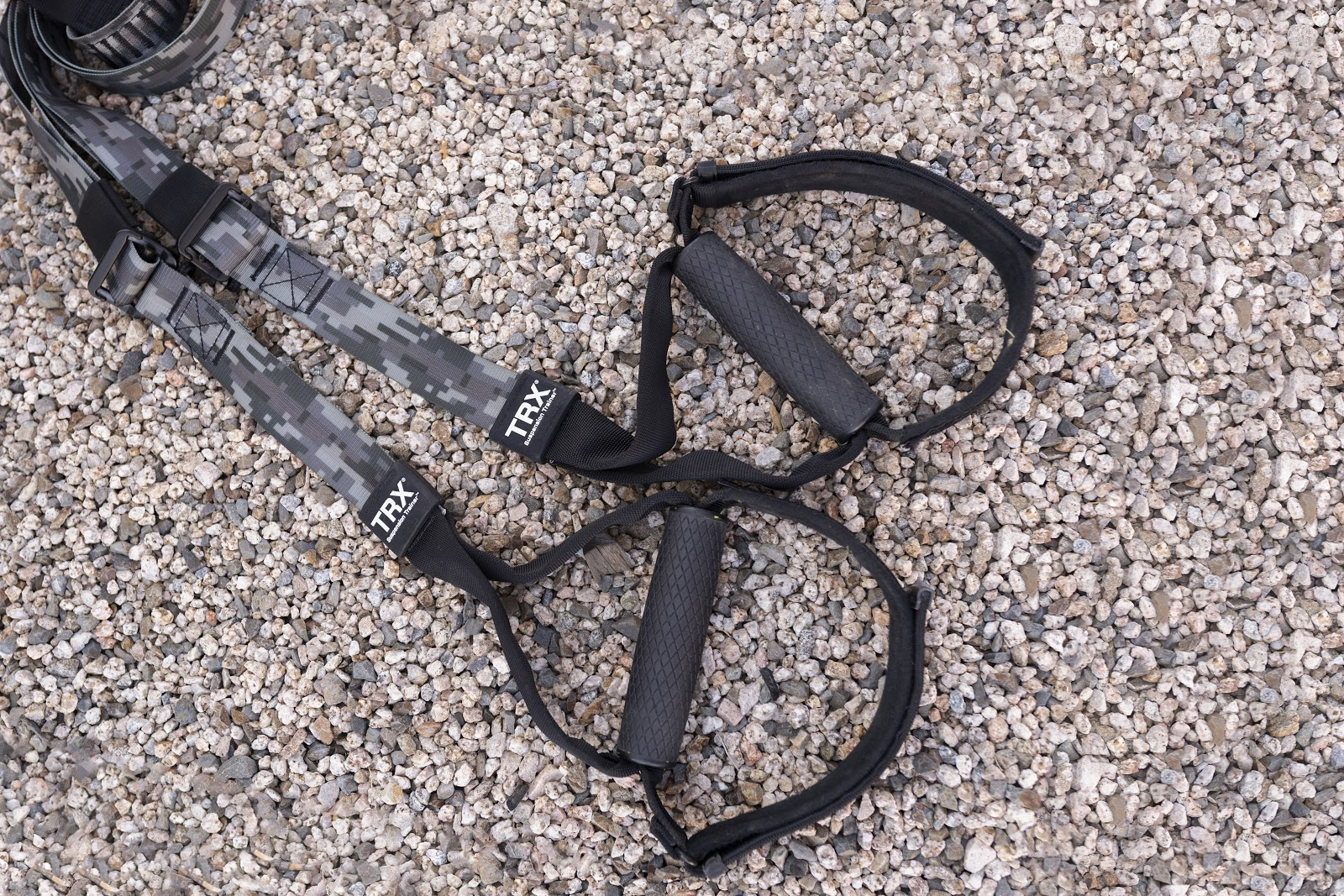 TRX Digicamo Straps
