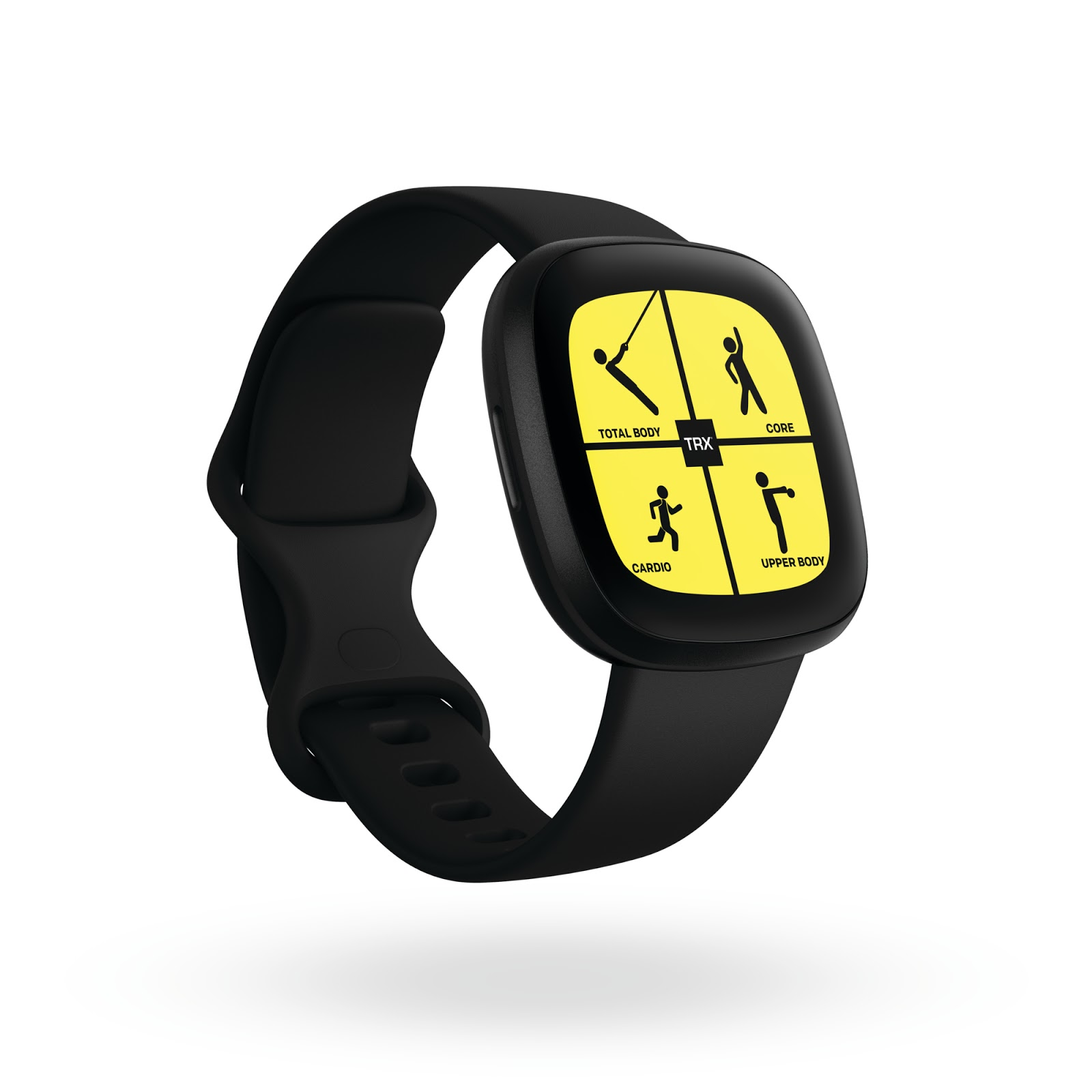 Fitbit with TRX Training App