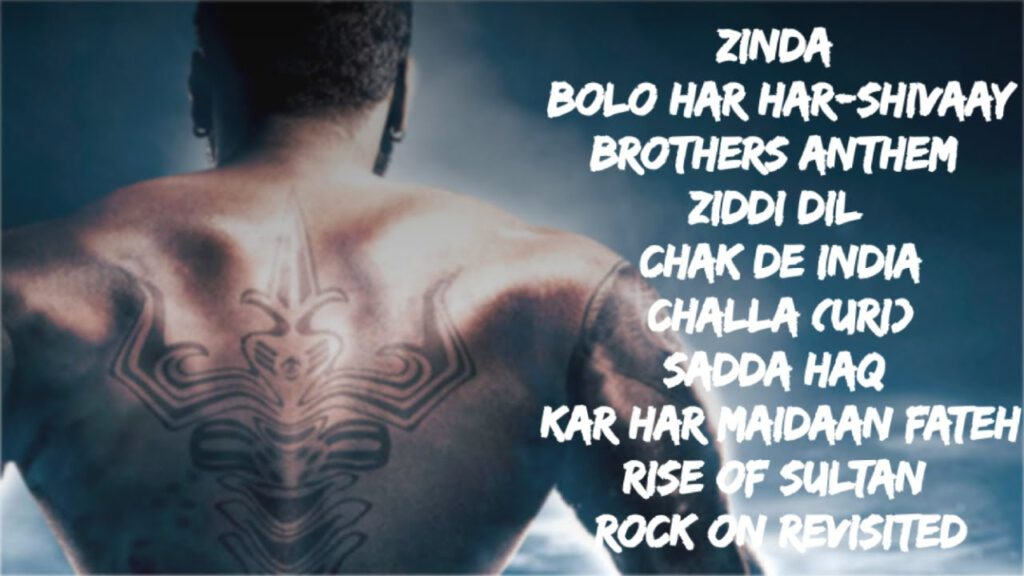 Bollywood Gym Songs | Workout Music | Hindi Motivational Songs