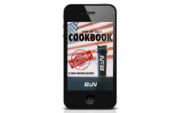 BPN's Special Edition 4th of July Cookbook