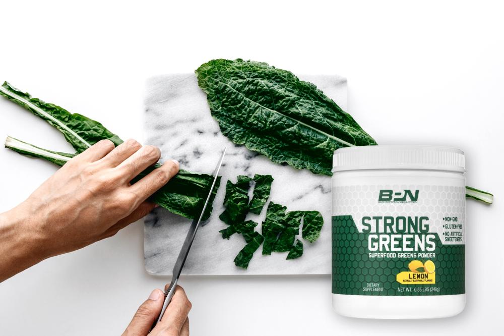 STRONG GREENS: Your Questions Answered