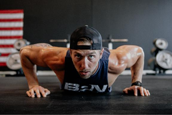 FREE Home Training Workout Guide