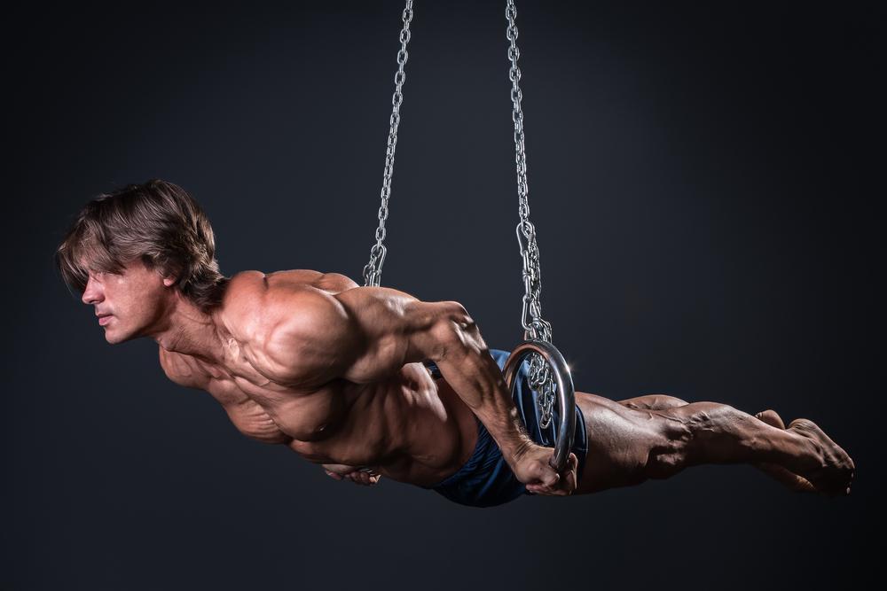 Train like a gymnast, look like a god!