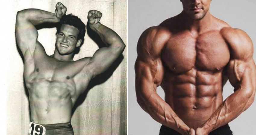 The 6 Most Obvious Signs That Someone is a Natural Bodybuilder