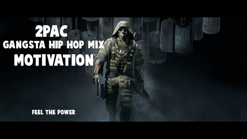 2Pac Gangster Motivation Workout - Hip Hop Mix 2021 - Aggressive Rap Remix - MMA / UFC Music
