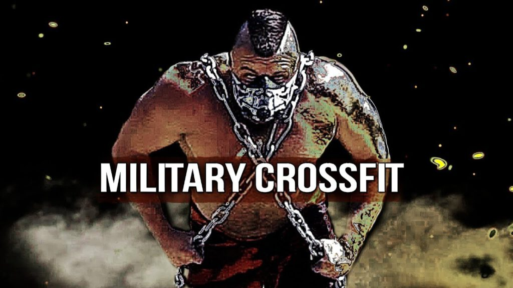 "Military Motivation - ""CrossFit Workout"" (2020)"