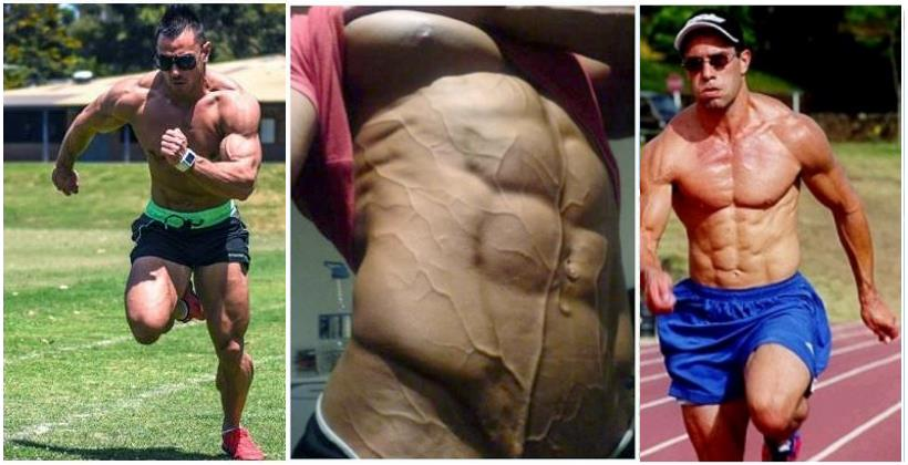 How to Get a Six Pack with Sprinting!