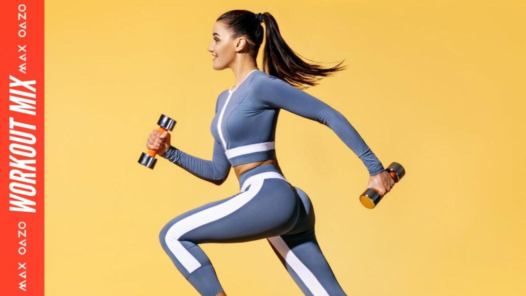 Workout Music Mix 2021🔥  Fitness Motivation & Training Music Mix by Max Oazo #32