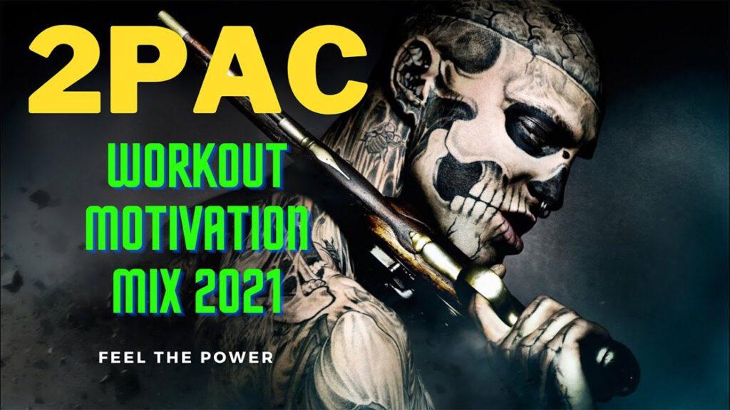 2Pac Workout Motivation - Hip Hop Mix 2021 - Eminem - Rap Remix - MMA Music - Base Boosted - UFC