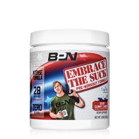 embrace the suck bpn fitness supplement