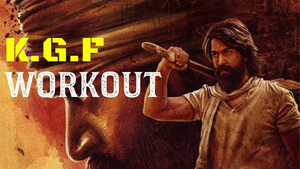 KGF   Workout Songs Hindi   Motivational Songs Hindi