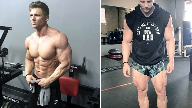 Steve Cook's Workout and Diet Plan - Fitness and Power
